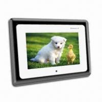 Digital Photo Frame with 10.2-inch LCD,Time, and Thermometer Functions, Supports Multiple Languages Manufactures