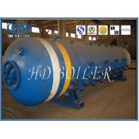 Anti Wind Pressure Induction Steam Drum For Power Station CFB Type Boiler Manufactures