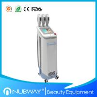 August Big Sale at NUBWAY! HR, SR, VR three handles IPL beauty equipment for hair removal Manufactures