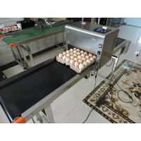 12V Egg Industrial Inkjet Barcode Printers With USB 2.0 External Interface Manufactures