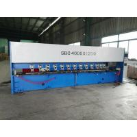 Steel Panel Groove 6M Long CNC Groover Machine Hydraulic Clamping Shuttle Slotting Manufactures