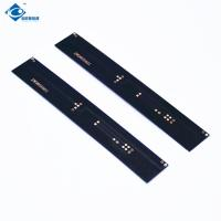 China PET 0.6W Small Solar Cells , Tiny Solar Panel 260X40X2.2mm With Long Lifespan on sale