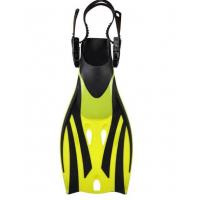 Customized Unisex Scuba Diving Fins Anti - Skid Design With CE Certificate  Manufactures
