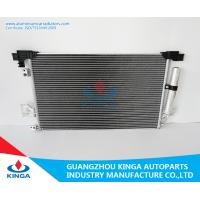 New Type China Mitsubishi Lancer 2007 Aluminum Condenser , auto accessories Manufactures