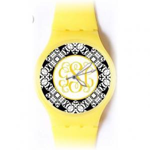China Quartz Analog Plastic Watch (JS-8014) on sale