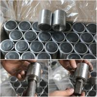Quality Quick Mechanical Rebar Couplers , Threaded Mechanical Couplers For Reinforcement Steel for sale