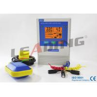 IP22 Protection Degree Single Phase Pump Control Panel Wall Mounting Install Position Manufactures