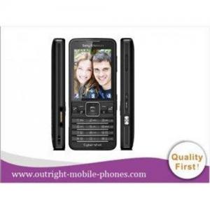 Sony Ericsson Cyber-shot C901 - Noble black (Unlocked) Cellular Phone