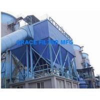 Pulse Jet Bag Filter Dust Collector For Cement Plant / Thermal Power Plant Manufactures