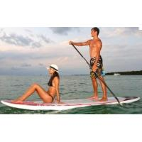 Two handles Inflatable Sup Boards with fabric and glue 308 * 75 * 15cm Manufactures