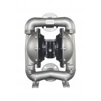 China High Volume Air Operated Double Diaphragm Pump For Conveying Or Pressurizing Fluids on sale