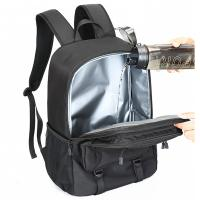 Quality Insulated backpack  food delivery lunch bag for picnic short journey  Ice pack fresh storage food/milk/drinks for sale