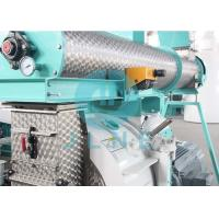 China Hops Livestock Feed Pellet Machine 50hz 3 Phase 37kw Made From Corn Wheat on sale