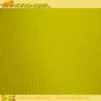 peach skin mess grid fabric PA clear coating Manufactures