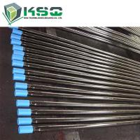 CNC Milling T51 Rock Drilling Tools Threaded Drill Rod Flushing Hole 21.5 mm Manufactures