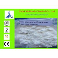 Drostanolone Enanthate Muscle Enhancing Steroids White Crystalline 13425-31-5 Manufactures