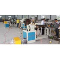 China Stable Plastic Pipe Extruder Machine , PVC Fiber Reinforced Hose Production Line Extruder Machine on sale