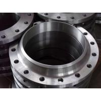 China Seamless Stainless Steel Flanges , Threaded Pipe Flange BS EN 1092-1 PN16 on sale