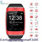 Bluetooth smart watch touch screen china hot wholesale Manufactures