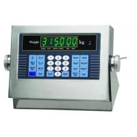 Stainless Steel Truck Scale Indicator With Printer 30.5mm LED Display Manufactures
