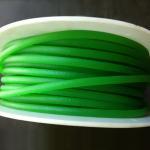Polyurethane Pu Round Belt , Ceramic Industry Food Grade Conveyor Belt Manufactures