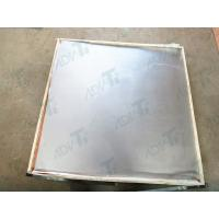 Quality UNS R56400 Ti6Al4V Alloy Titanium Foil Sheet High Tensile Strength for sale