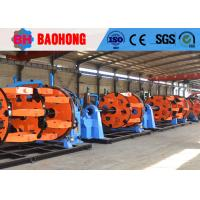 Cable Machine Manufacturer Cable Laying Up Planetary Gear Stranding Machine Manufactures
