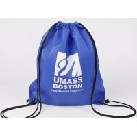 Cute Promotional Gift Bags , Promotional Drawstring Backpacks W38*H48 cm Manufactures