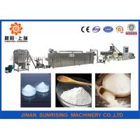 Industrial Pregelatinized Modified Starch Machine Stainless Steel CE Approved Manufactures