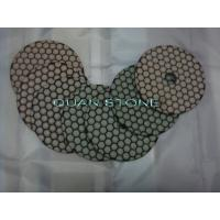 Grinding Pads / Flexible Polishing Pad Suitable For Hand Polishing Machine
