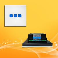 High Automation Full Smart Home System Wifi Light Switch Dimmer Touch Panel Manufactures