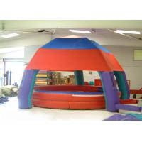 Half Cover Inflatable Marquee Outdoor Inflatable Tent For Surf Simulator Manufactures