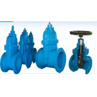 2 Inch Handwheel Cast Iron Gate Valve Soft Seated DN50-600 Size For Water Manufactures