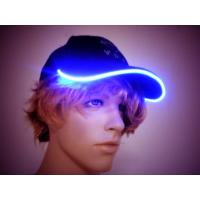 Quality 20120 New LED Flash Cotton Hat for sale