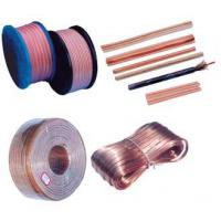 5 X 10mm 322 OFC Transparent oxygen free speaker wire Copper CCA Manufactures