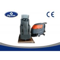 Automatic Commercial Floor Scrubber Dryer Machine One Key Control System Manufactures