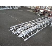 Quality Light Duty Aluminum Stage Truss Black Non - Rust / Durable For Exhibition for sale