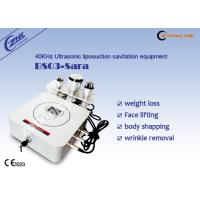 Quality sonic Cryolipolysis Slimming  Cavitation Body Slimming RF Face Lifting  Machine for sale