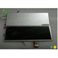 China A070FW03 V2 AUO 164.9×100 mm small lcd screen for Portable DVD player on sale