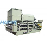 Belt Press with Stacked Rotary Drum Thickener (HTE Series) Manufactures