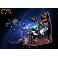 Multi Player 9D VR Indoor Shooting Simulator 1KW With HTC VIVE Headset Manufactures