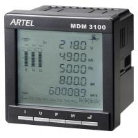 Industrial Electrical Multifunction Power Meter With Harmonic Analysis Manufactures