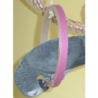 7 inches chewable paper bagel swings for bird cages,various colors Manufactures