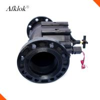80mm 100mm Large Water Pipe Irrigation Flow Control Valve 1.0 Mpa Normally Closed Manufactures