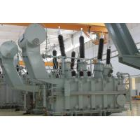ONAN Core Type Oil Immersed Three Winding Transformer With 110kv / 121kv Manufactures