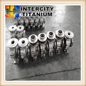 china titanium lost wax casting for titanium pump ,titanium Impeller Manufactures