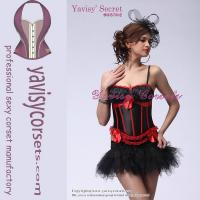 Buy cheap black lace sexy lace bustiers corset photo women sex from wholesalers