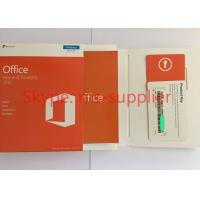 Microsoft Office 2016 Home And Student / Office 2016 Product Key Card Lifetime Warranty Manufactures