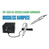 China High Speed 40000RPM Flexible Shaft Grinder With Brushless Handpieces on sale