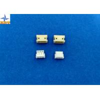 1.50mm Pitch ZH SMT Connector Side Entry Type Shrouded Header Right Angle Connector Manufactures